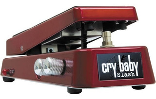 Pedal De Wah Wah Jim Dunlop Crybaby Slash Sw-95 Garantia