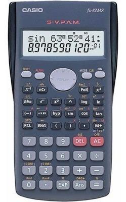 Calculadora Científica De Bolso Casio Fx-82ms 240