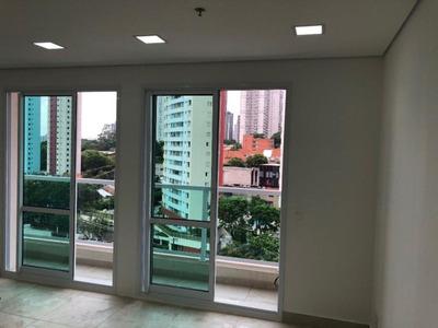 Conjunto Em Vila Clementino, São Paulo/sp De 115m² Para Locação R$ 5.225,00/mes - Cj207480
