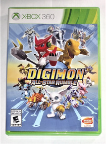 Digimon All Star Rumble Original Xbox 360 Cr $15