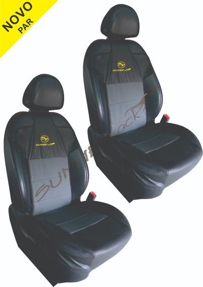 Capa De Couro Para Banco De Carro Automotivo Par Banco Diant