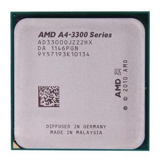 Procesador Amd A4-3400 2.7ghz Fm1