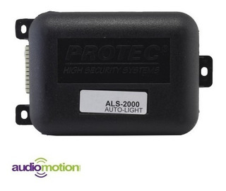 Sensor Cuartos Luces Automáticas Auto Light Als-2000 Solar