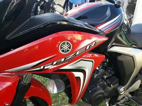 Yamaha Fazer 2.0 Carenada 2016 Permuto Por Gol Asepto Mp