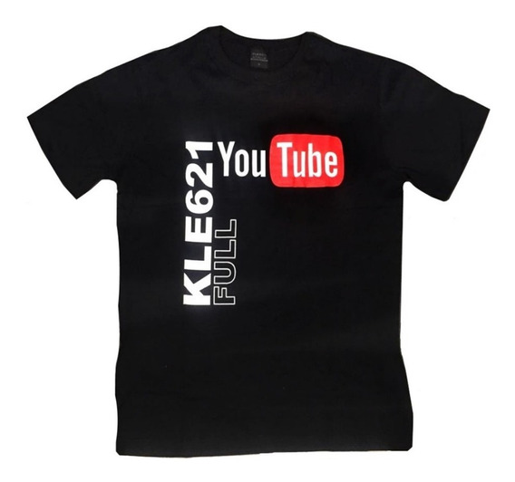 Camiseta Atalla - Kle621 Full Youtube
