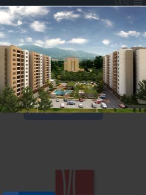 Apartamento En Urbanización Viñas Del Mar Suramerica