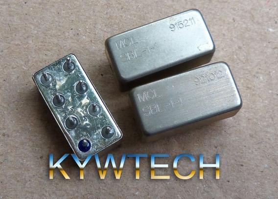Kit 3 Peças Sbl1-1 Sbl 1-1 Oscilador Mixer Mini Circuits