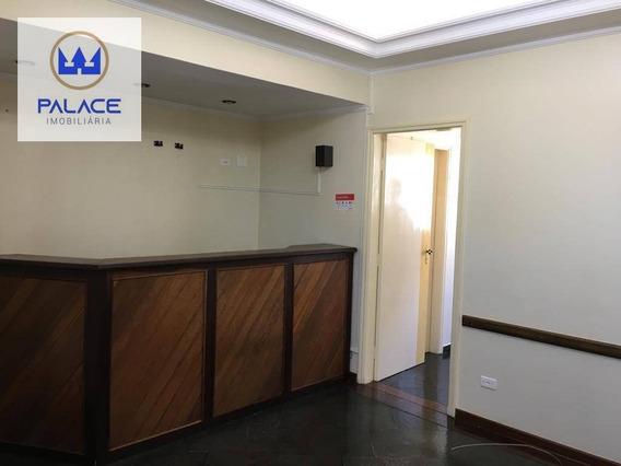 Sala À Venda, 128 M² Por R$ 400.000 - Centro - Piracicaba/sp - Sa0009