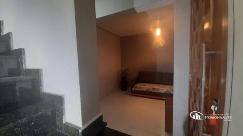Imagem 1 de 16 de Casa Com 3 Dormitórios À Venda, 100 M² Por R$ 300.000,00 - Vila João Ramalho - Santo André/sp - Ca0222