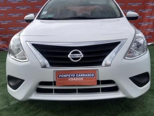 Nissan Versa  Sense Mt 2020