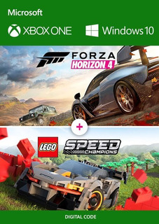 Forza Horizon 4 + Lego Speed Champions Xbox One/pc