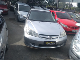 Honda Civic 1.7 Lx 4p 2006