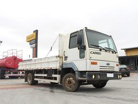 Ford Cargo 712 2009 4×2 Carroceria