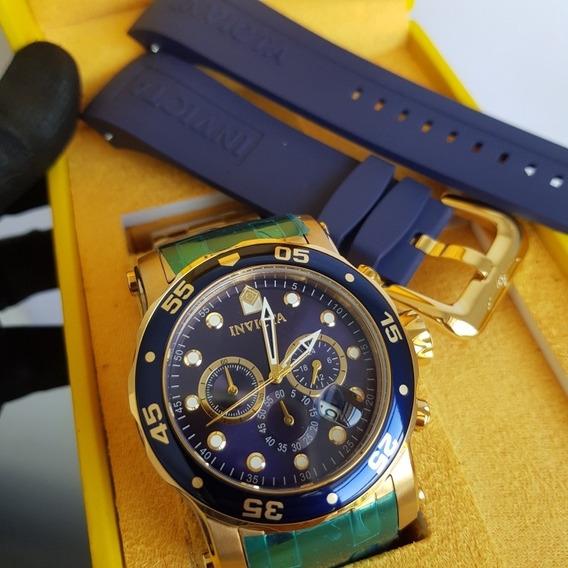 Relógio Invicta Troca Pulseira 23651 0073 Troca Pulseira