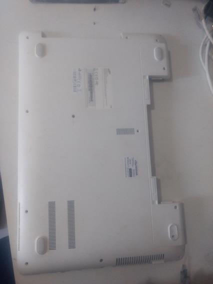 Carcaça Base Notebook Samsung No270e5g