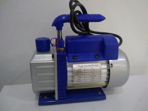 Bomba De Vacio 3.6 Cfm 1/4hp 110 Nevera Carro Refrigeracion