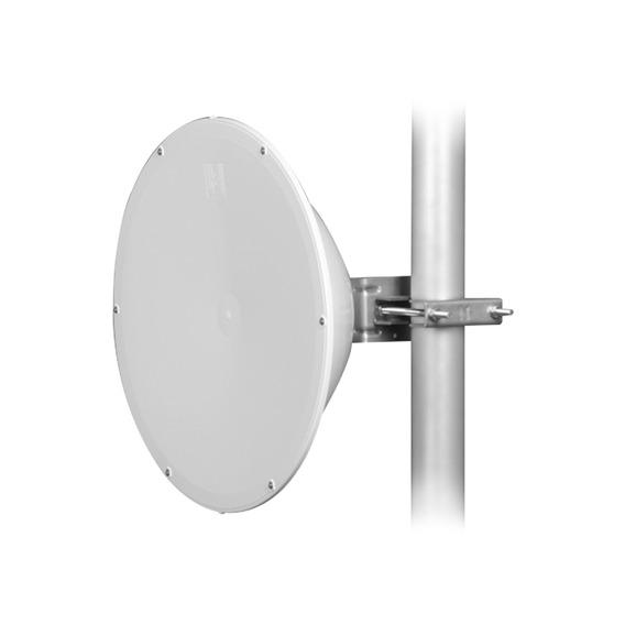 Antena Parabólica 1 Ft, 24.5 Dbi, 4.9 - 6.4 Ghz, Conector...