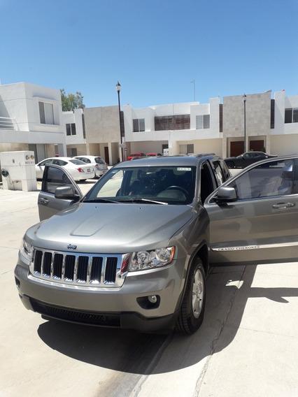 Jeep Grand Cherokee 3.6 Laredo V6 Lujo 4x2 Mt 2013