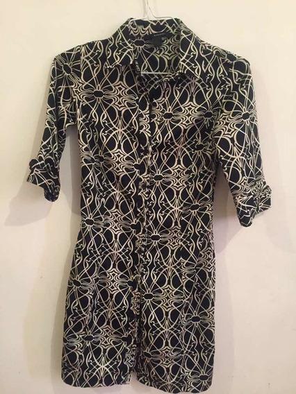Vestido Casual Dama Marca Zara