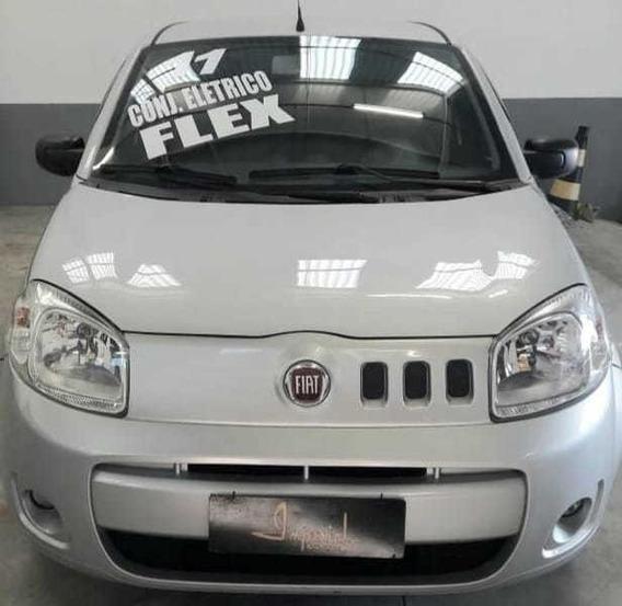 Fiat Uno Evo Vivace (celebration 6) 1.0 8v Flex 4p