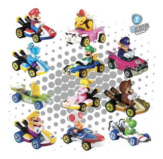 Hot Wheels Mario Kart Mario Diecast Car Precio Por Pieza
