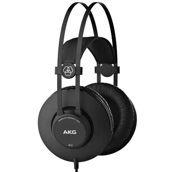 Headphone Akg K52 Original By Harman Revenda Autorizada