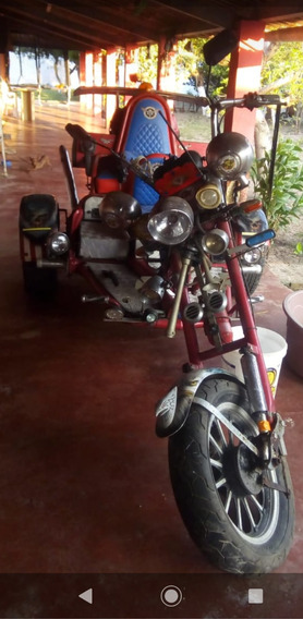 Motocar Triciclo Motor