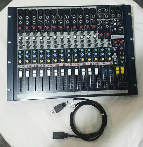 Consola Soundcraft Epm-12 - 300verdes