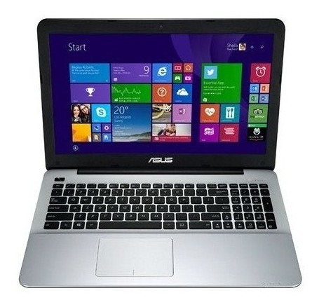 Laptop Portatil 15 Asus Core I7 8gb 1tb Techmovil