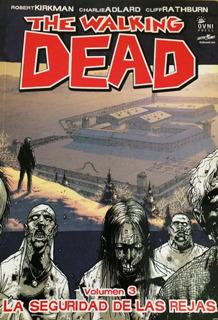 Walking Dead 3 Comic - Nuevo - Original