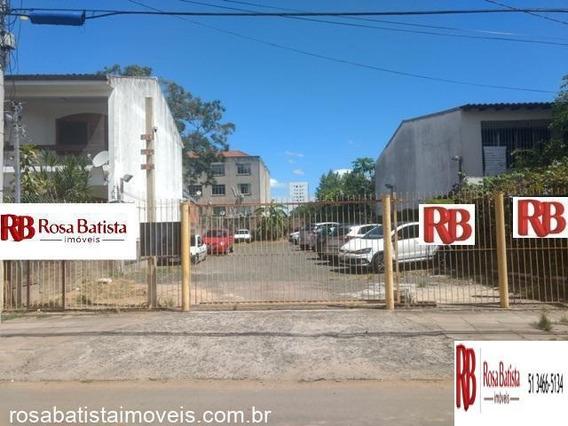 Terreno Localizado(a) No Bairro Centro Em Canoas / Canoas - T172