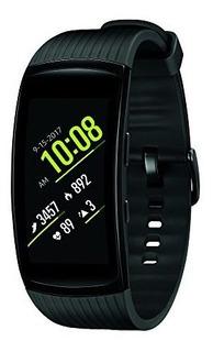 Reloj Inteligente De Fitness Samsung Gear Fit2 Pro S Negro L