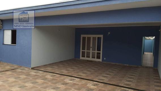 Casa A Venda No Bairro Jardim Encosta Do Sol Em Araras - - 2309-1