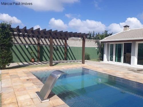 Casa No Condomínio Quinta Das Paineiras - Em Frente Ao Parque Da Cidade De Jundiaí - Ca02458 - 33820902