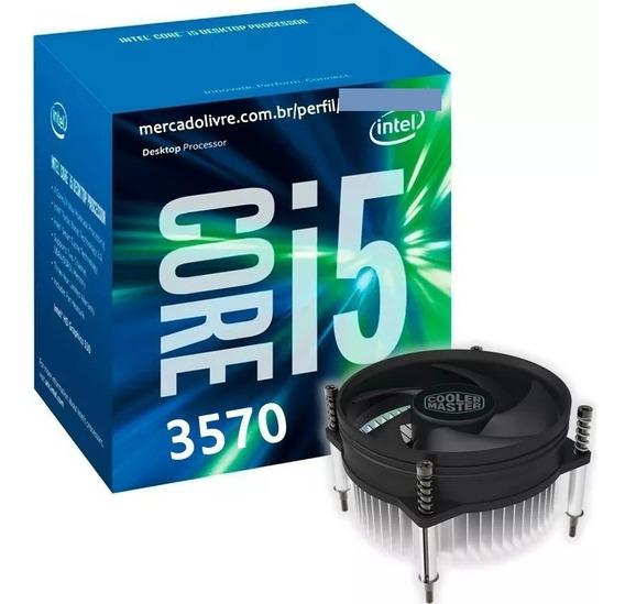 Processador Intel Core I5 3570 3.8 Ghz 1155 Melhor Que 3470