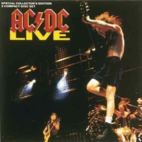 Cd Ac/dc Live 2 Cd Collectors Edition
