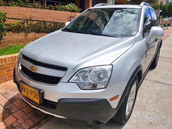 Chevrolet Captiva 2.4 Sport At/f.e