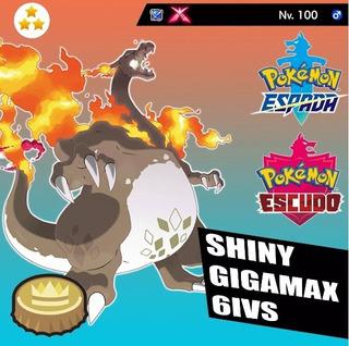3 Pokemon Shiny 6ivs (a Medida) + 1 De Regalo