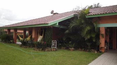 Linda Casa Térrea De 4 Dormitórios, Próxima Ao Mar, Em Mariápolis/rs (ao Lado De Atlântida Sul). - Codigo: Ca0198 - Ca0198