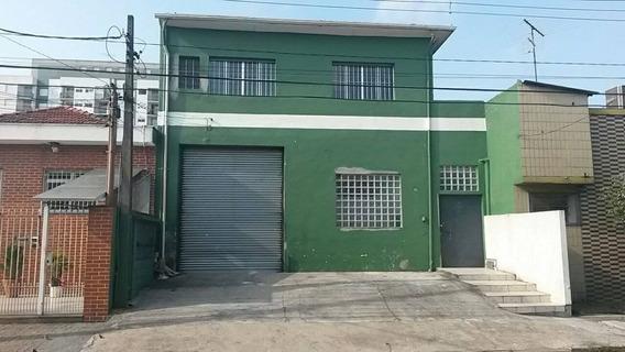 Galpão,depósito,armazém Na Vila Guilherme Sp. - Loc00404