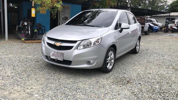 Chevrolet Sail 1.4 Mt Ltz