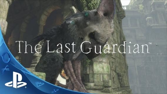 The Last Guardian Original Playstation 4 Midia Fisica