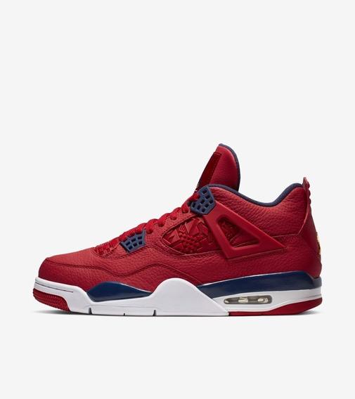 Air Jordan Iv Retro Gym Red (fiba)