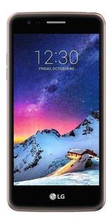 LG K8 (2017) Dual SIM 16 GB Dourado 1.5 GB RAM