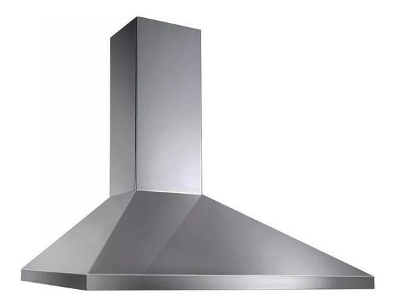 Campana Extractora De Cocina Piramidal Acero Inox 80 Cm