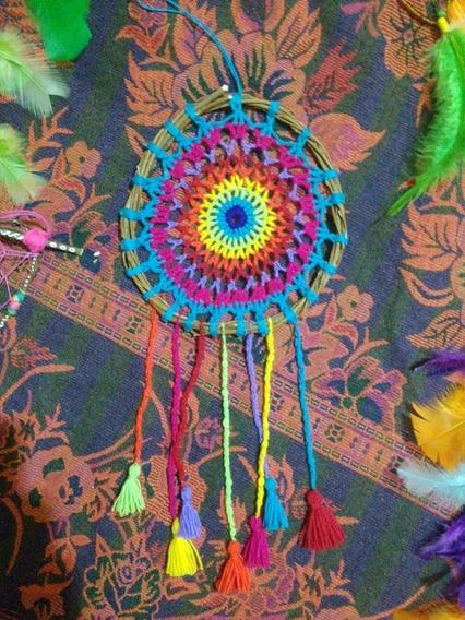 Atrapa Sueno A Crochet