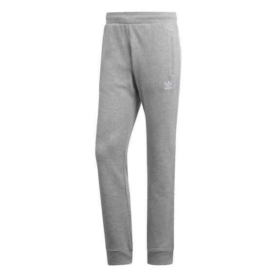 Pantalon adidas Ori Trifolio Gris Hombre Deporfan