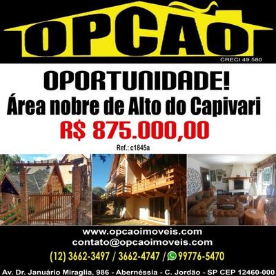 Área Nobre Alto Do Capivari - C1845a