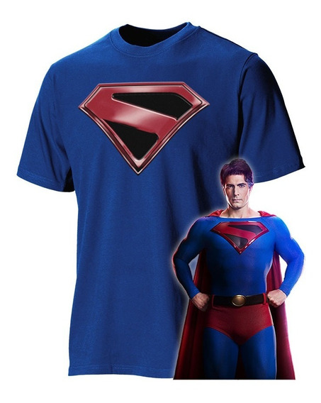 Playera Superman Crisis En Tierras Infinitas Kingdom Come