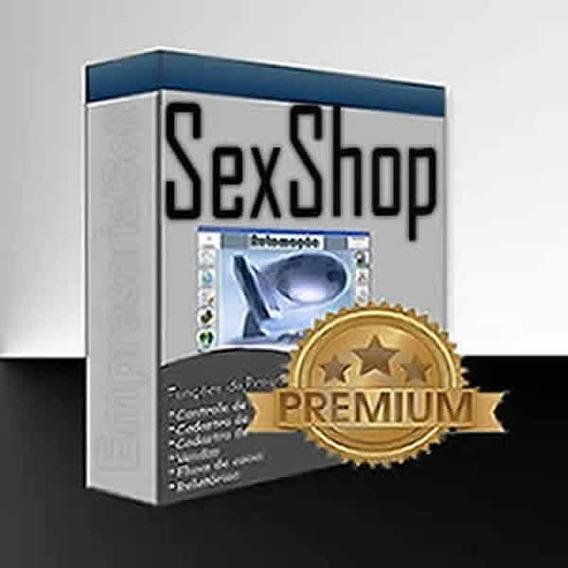 Sistemas Programa Para Lojas Sexshop Lingerie Roupas Erp